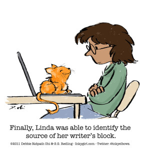 Writer's block – Procrastination