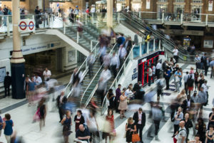 Rush Hour_Liverpool Street Station